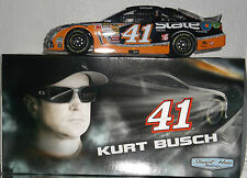 2015 KURT BUSCH #41 STATE WATER HEATERS 1/24 CAR#452 OF ONLY 637 MADE SHIPS FAST