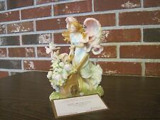 "1999 SERAPHIM CLASSICS ANGEL DANIELLE ""MESSENGER OF LOVE"" ITEM #81512"