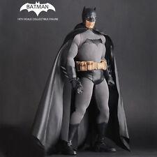 Batman Action Figure DC Comics 1/6 Scale Statue Collectible 12'' Crazy Toy Boxed