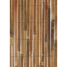 Gardman 13 Ft x 6.5 Ft Bamboo Wood Fencing, For Fence or Shade Screen (Used)