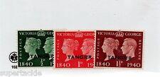 1940 Sc# 518-30 * MH Morocco Agencies Tangier - Postage Centenary set.