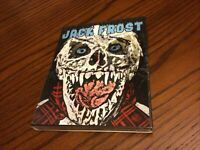 JACK FROST W/ SLIPCOVER (BLU RAY) HORROR GORE CULT OOP VINEGAR SYNDROME New