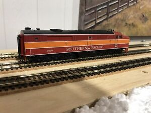 MTH Models, Southern Pacific, Alco PA, DCC, Sound With Smoke, Number 6008.