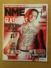 NME JANUARY 29 2011 OASIS LIBERTINES CEE LO GREEN VACCINES VAMPIRE WEEKEND