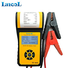 MICRO-300 12V Digital Car Battery Load Tester with Printer f/CCA Battery Tester