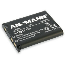 Ansmann Olympus Li-42B Lithium-Ion Camera Battery