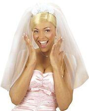 Velo da sposa Bianco Widmann 3336W sposa Addio al nubilato festa carnevale