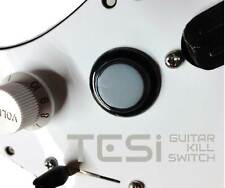 Tesi DITO Snap-in 24MM Guitar Arcade Button Kill Switch Translucent Black