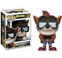 Funko POP! Games Crash Bandicoot Exclusive Vinyl Figure #274 [Jet Pack]
