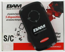 Unlocked ZTE MF30 3G GSM Hotspot WiFi Mobile Broadband Router Spanish
