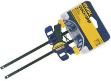 2-Piece Micro Quick-Grip Bar Clamp Set,No 530062,  Irwin Industrial Tool Co
