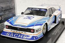SIDEWAYS SW36 CAPRI ZAKSPEED DRM 1980 1ST DIV. II GROUP 5 NEW 1/32 SLOT CAR