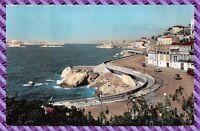 Marseille, promenade de la corniche