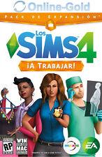 Los Sims 4 ¡A Trabajar! - EA Origin Descarga Llave PC MAC Extensión Código EU/ES