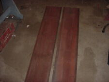 2 VINTAGE BARN BOARDS LUMBER 90+ YEAR OLD WOOD CHARACTER 60 X 11 1/2 LOT 1 RED