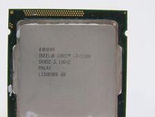 Intel Core i3-2100 Processor 3.10GHz Socket 1155 CPU Desktop SR05C
