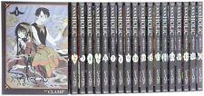 ××× HOLiC comics all 19 volumes complete set CLAMP KC Deluxe Kodansha