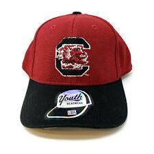 Youth USC South Carolina Gamecocks Hat Cap Snapback Maroon NCAA