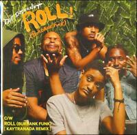 INTERNET-ROLL (BURBANK FUNK)-JAPAN 7INCH VINYL Ltd/Ed D73