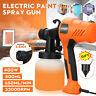 400W 220V Spray Gun High Power Home Electric Paint Sprayer Handheld Painting