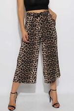 Leopard Culotte Trousers (RRP £39.99)