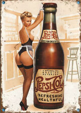 "Pepsi Cola Sexy Girl Vintage Poster Photo Fridge Magnet Size 2""x 3"""
