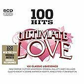 Various Artists: 100 Hits - Ultimate Love (CD)