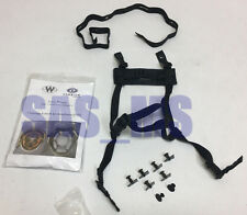 Army Issued 4 Point Chinstrap Retrofit Kit Assembly With Hardware New