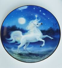 Assiette Collection Porcelaine: DIAMOND UNICORN - Royal Doulton - Licorne Cheval