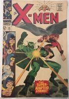 X-Men #29 (1967 Marvel) Silver Age Comic Book