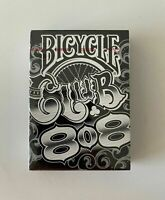 Bicycle Club 808 Limited Edition Playing Cards - New Sealed - Rare