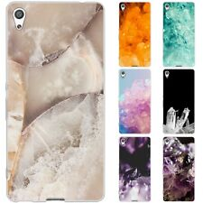 Dessana Crystal TPU Silicone Protective Case Case Pouch Cover For sony