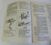 1989 BUICK ELECTRA LESABRE PARK AVENUE NEW PRODUCT INFORMATION SERVICE MANUAL