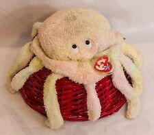 Ty Beanie Buddies Goochy the Jellyfish Buddy Plush Pastel Tag Protector 1999