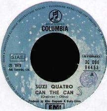 SUZI QUATRO - Can Le Can / Aint Ya Somethin Honey - Columbia - 3C 006-94453