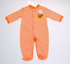 Miniwear Infant 3-6M Outfit Nwt Halloween Trick Or Treat Baby Pumpkin Striped