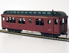 ET&WNC 34 FT CLOSED VESTIBULE PARLOR CAR Railroad On30 Kit-Basher  Unptd DFT10CV