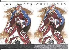 TWO 2012-2013 Upper Deck Artifacts PATRICK ROY Parallels /999 - MINT! TWO CARDS