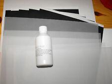 professional tattoo stencil kit spirit masters + 60ml of stencil fluid