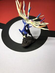 "Nintendo Pokemon Xerneas Legend Of X,Y & Z 7"" Vinyl Action Figure Tomy"
