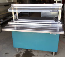Delfield Frost Top Kcft-50-Nu Cold Food Serving Counter Salad Bar Buffet Unit