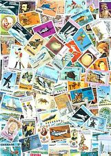 Grenada - Beautiful  100 all different, all MNH  Stamps.............D-7909