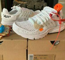 Size 10 - Nike Air Presto x OFF-WHITE White 2018