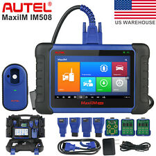Autel IM508 IMMO Smart Key Programming Tool All System Auto Diagnostic Scanner