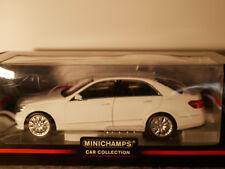 MINICHAMPS MERCEDES-BENZ E-CLASS 2009 ART.150038001  1:18 NEW