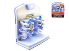 MTEC H3 55W 12V Halogen Glühlampen Set / SUPER WHITE MT-438 / Xenon Look 5500K