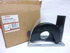 Bosch Absaughaube mit Absaugstutzen Winkelschleifer 115+125mm GWS+PWS 2605510264