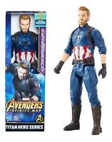 Marvel Avengers Captain America Titan Hero Series 12 Inch Action Figure