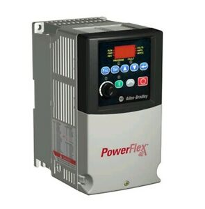 Allen-Bradley 22B-D2P3N104 Ser A PowerFlex 40 Variable Frequency Drive 0.75kW