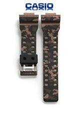 Original Genuine Casio Watch Strap Replacement GA-100CM-5A, GD-120CM-5 Brand New